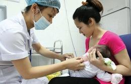 Bắt đầu triển khai tiêm 1.200 liều vaccine Pentaxim tại Hà Nội