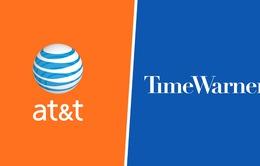 """Donald Trump nhăm nhe """"phá đám"""" vụ sáp nhập giữa AT&T và Time Warner"""