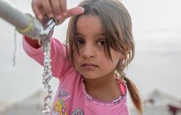 Thiếu nước trầm trọng tại thành phố Mosul, Iraq