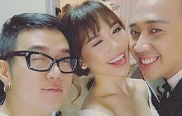 Rò rỉ hình ảnh hậu trường chụp ảnh cưới của Hari Won - Trấn Thành