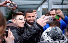 """Juventus có tân binh đầu tiên trong """"chợ Đông"""""""