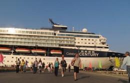 Khách du lịch đến Huế bằng tàu biển tăng