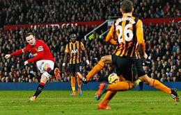Hull City - Man Utd: Chạy đà trước derby Manchester (23h30, 27/8)