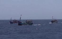 Malaysia bắt giữ một tàu cá và 23 ngư dân Việt Nam