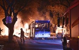 Tổng thống Thổ Nhĩ Kỳ cam kết đáp trả kẻ đánh bom tại Ankara