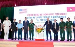 Khởi động giai đoạn 2 dự án xử lý dioxin tại sân bay Đà Nẵng