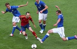 EURO 2016: Những cặp đấu đáng xem tại vòng 1/8