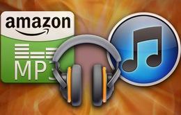 Amazon tuyên chiến với Apple trong lĩnh vực âm nhạc trực tuyến