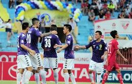 Nhìn lại 5 bàn thắng đẹp nhất vòng 12 V.League: Văn Quyết, Phi Sơn góp mặt