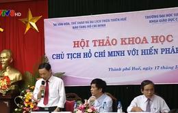 Chủ Tịch Hồ Chí Minh với Hiến pháp 1946