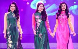 Phạm Hương, Lan Khuê lại cùng sánh bước trong Lễ trao giải Zing Music Awards 2015