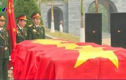 Việt Nam - Lào hợp tác tìm kiếm hài cốt liệt sỹ
