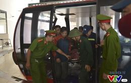 Hành trình di chuyển thi thể du khách Anh tử nạn trên Fansipan