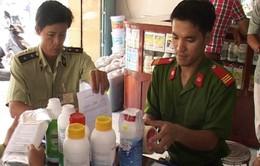 Cà Mau kiểm tra các cơ sở thuốc, thức ăn thủy sản