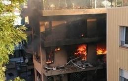 Tây Ban Nha: Nổ chung cư ở Barcelona, 16 người thương vong