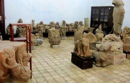 Huế mở cửa khu trưng bày cổ vật Chăm Pa từ ngày mai (23/11)