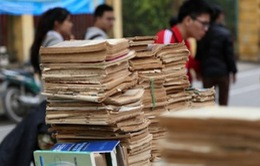Chợ phiên sách cũ Hà Nội 2016: Cơ hội tiếp cận hàng nghìn đầu sách quý