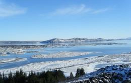 Vẻ đẹp hùng vĩ của đất nước Iceland