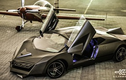 Concept siêu xe ấn tượng từ công ty mới toanh của Qatar