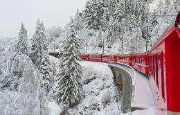 Đường sắt xuyên núi cao nhất châu Âu có gì đặc biệt?