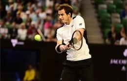 Australian Open 2016: Thắng nhọc Raonic, Murray hẹn Djokovic ở chung kết
