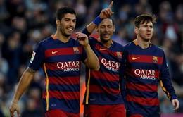 Messi tiết lộ bí quyết thành công của MSN