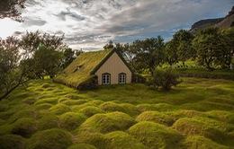Cảnh đẹp ngoạn mục ở Iceland ngỡ như trên hành tinh khác