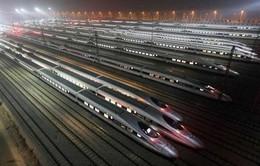 Trung Quốc duyệt dự án đường sắt siêu khổng lồ