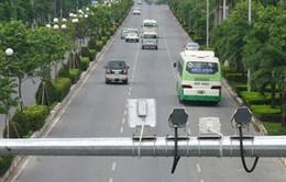 Cà Mau lắp đặt hệ thống camera giám sát trên đường