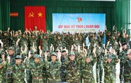 Cần Thơ xuất quân học kỳ quân đội