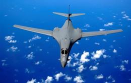 Mỹ tạm rút máy bay ném bom B-1 khỏi cuộc chiến chống IS