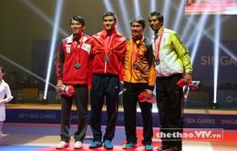 Đấu kiếm Việt Nam giành liên tiếp 2 tấm vé dự Olympic Rio 2016