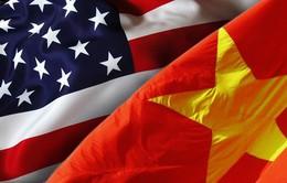 Mỹ phát triển quan hệ toàn diện, thực chất với Việt Nam