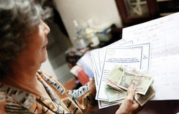 Chính thức điều chỉnh mức lương hưu từ ngày 1/8