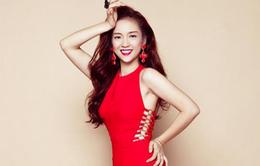 Đinh Hương chi gần trăm triệu cho trang phục biểu diễn