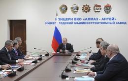 Xuất khẩu vũ khí của Nga đạt 14,5 tỷ USD trong năm 2015