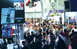Hội chợ triển lãm công nghệ phát thanh truyền hình Las Vegas: Hội tụ công nghệ đỉnh cao