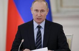 Nga thành lập Vệ binh Quốc gia đối phó khủng bố