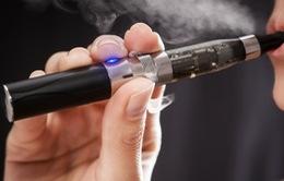 Thuốc lá điện tử trở thành mối lo ngại lớn đối với sức khỏe cộng đồng