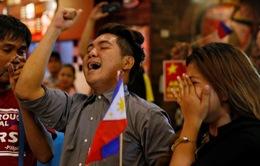 Người dân Philippines hài lòng với phán quyết về vụ kiện Trung Quốc