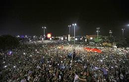 Tổng thống Thổ Nhĩ Kỳ cảnh báo đáp trả cuộc đảo chính