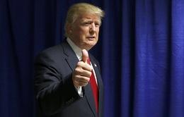 Ông Trump chấp nhận đề cử ứng viên Tổng thống Mỹ