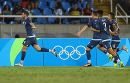 Olympic Argentina 2-1 Olympic Algeria: Chiến thắng nhọc nhằn