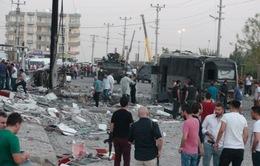 Đánh bom kép tại Thổ Nhĩ Kỳ, ít nhất 9 người thiệt mạng