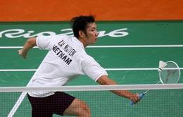 Lịch thi đấu Olympic Rio ngày 14/8 của TTVN: Tiến Minh gặp Lin Dan