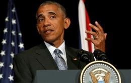 Hội nghị cấp cao ASEAN: Tổng thống Obama tái khẳng định sự can thiệp của Mỹ với châu Á