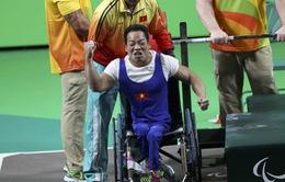 VIDEO: Cảm xúc của Đoàn TTVN tại Paralympic sau tấm HCV lịch sử của lực sĩ Lê Văn Công