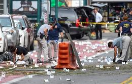Vụ nổ tại New York (Mỹ) là hành động khủng bố