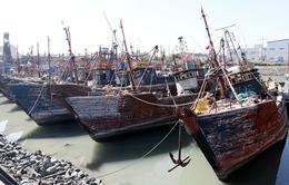 Hàn Quốc nổ súng cảnh cáo tàu Trung Quốc đánh cá trái phép