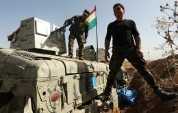 Quân đội Iraq tiến sát cửa ngõ Mosul